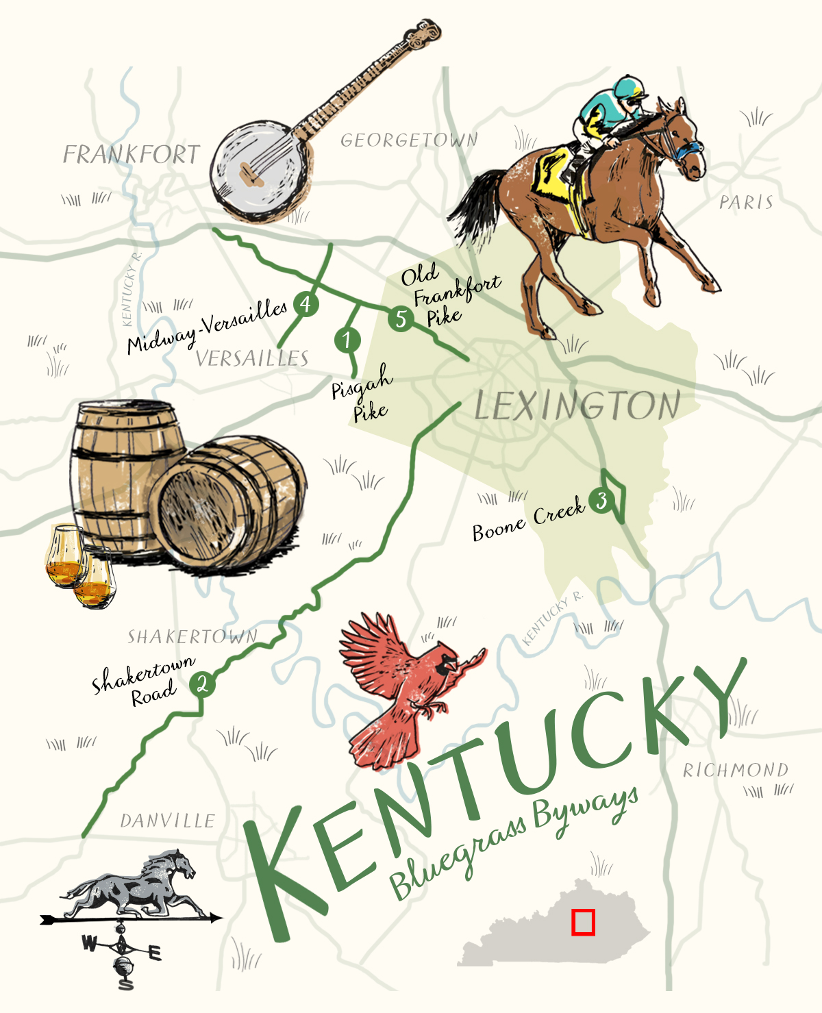 Maps! by ScottLexington, Kentucky - Maps! by Scott